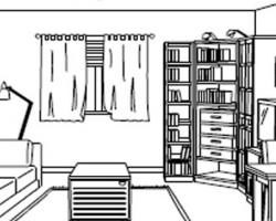 Planeje a decoração de pequenos ambientes