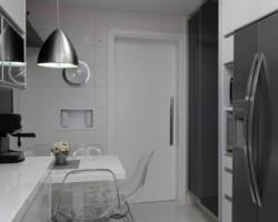 Cozinha planejada feita pela Art Work