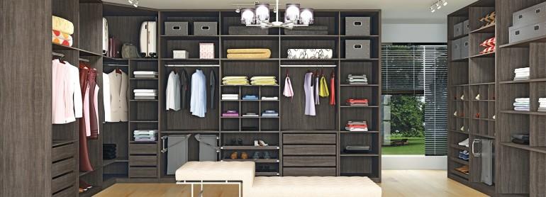 7 Coisas Modernas e Estilosas que um Closet Precisa Ter