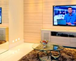 foto de Home theater planejado - Sua casa com sala de cinema