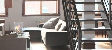 Vivendo em um Loft com Móveis planejados