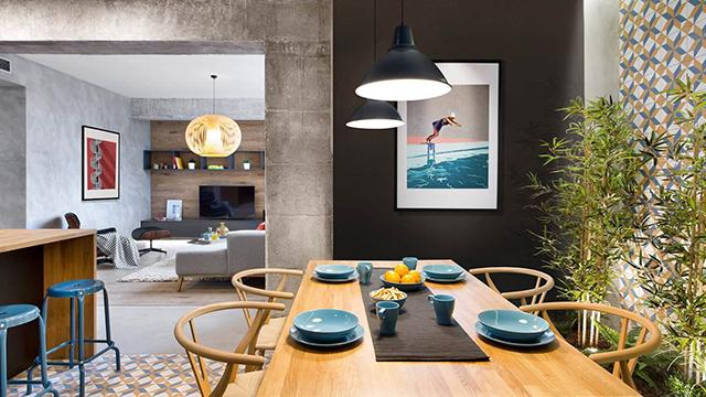 Dicas de decoração inspiradoras para apartamentos integrados