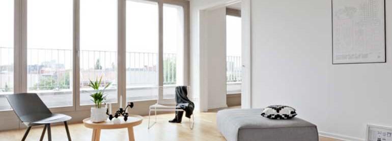 Saiba como aplicar a tendência do minimalismo em sua casa
